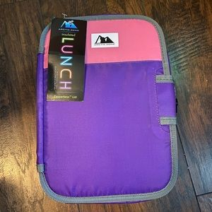 New Arctic Zone brand lunch box with drink bottle